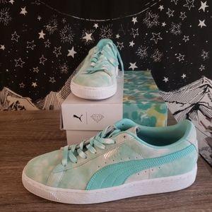 Puma x Diamond supply sneakers